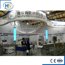 Electric Wire CaCO3 Compounding Pellet Extruder for Granulating