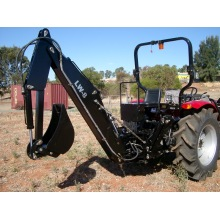 LW series tractor mounted backhoe
