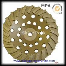 Good Condition Diamond Concrete Grinding Wheels for Concrete