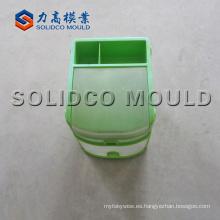 Molde de caja de plástico para alimentos