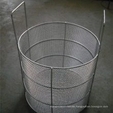 Cooking Fry Basket/ Metal Wire Mesh Storage Baskets