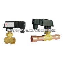 Sistema de refrigeración por conmutador de flujo de aceite
