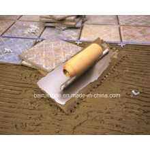 Stainless Steel Plastering Trowel with Wooden Handle for Building (BR2336)