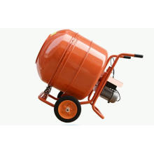 Mezclador de cemento concreto del empuje de la pequeña mano 160-350L, mezclador de mortero