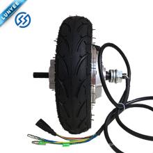Motor de silla de ruedas eléctrica sin escobillas 24v a buen precio 8 pulgadas