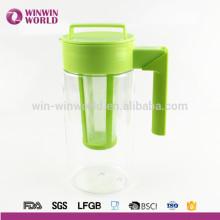 Nouveaux produits chauds pour 2016 nouvelles idées d'affaires Durable BPA-Tritan plastique pichet de thé glacé