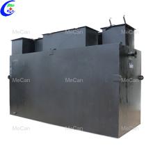 Estação de tratamento de esgoto compacta de qualidade design
