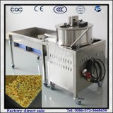 Commercial Gas Popcorn Making Machine For Hot Sale