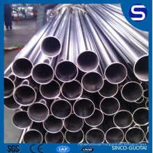 Sanitary/decorate Polish seamless sanitary tube