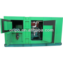 standby 250kva/200kw soundproof canopy diesel generator set with Cummins engine diesel 6LTAA8.9-G2