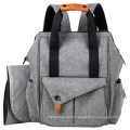 Multi-function Baby Diaper Bag Backpack With Stroller Straps