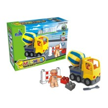 Cheap for Big Blocks Children Building Block Toy export to Poland Exporter