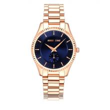 Rose gold 316L Japan montres quartz OEM