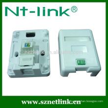 Plaque de signalisation réseau Cat5E / Cat6
