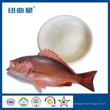 Polvo de colágeno de piel de bacalao marino