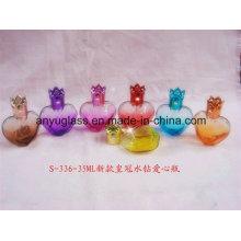 Высокое качество мини парфюмерия / аромат стеклянные бутылки с крышкой