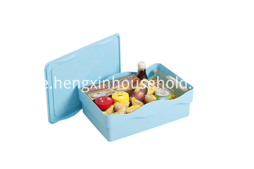 Rectangle Plastic Covered Case