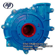 Power Plant Metal Pump slurry mendatar