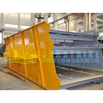 Professional Circular Vibration Screen Manufacture with ISO