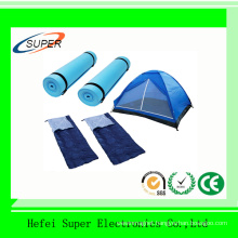 100% Polyester Waterproof Outdoor Tent for 2 Person