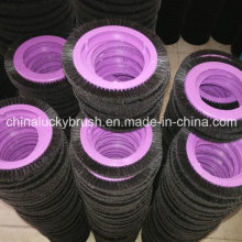 Pure Black Borstenbürste für Bruckner Kleine Textilmaschine (YY-425)
