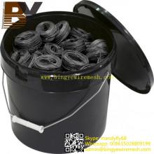 Alambre de hierro galvanizado alambre recocido negro
