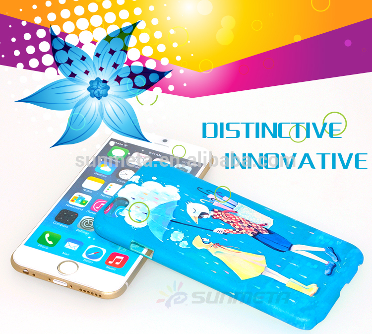 FREESUB Sublimation Heat Press 3D Phone Cases