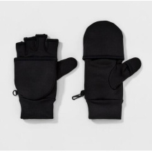 Women flip-top glove for all purpose glove