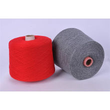 2/48nm 95/5 Cotton Cashmere Blended Yarn for Knitting Sweater