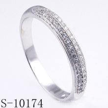 Новые модели Серебряное кольцо ювелирных изделий 925 (S-10174. JPG)