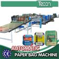 Conservação de Energia Cimento Kraft Paper Bag Equipamento de Produção
