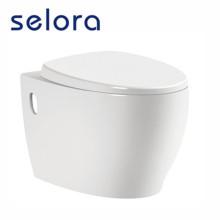 einzigartiges Außendesign wandhängende Toilettenabflussgröße