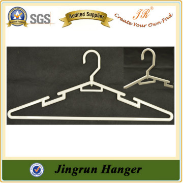 Reliable Quality Supply Plastic Hanger Popular Wet Clothes Hanger