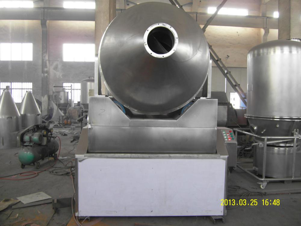 Dry Powder Two Dimensional Mixing Equipment