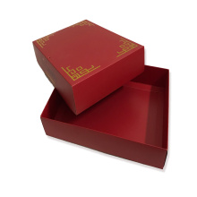 Perfume gift packaging box