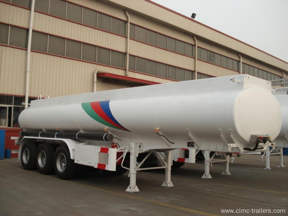 Road Tank Semi-trailer  for transporting Sulfuric Acid