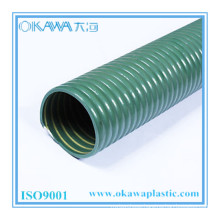 PVC Reinforced Drain Hose with UV Protector