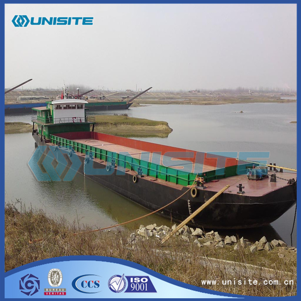Customized Barges Sand Boat for sale