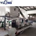 Machine for making pellet wood