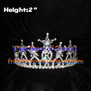 Wholesale all Clear Crystal Princess Tiaras