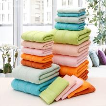Las mejores toallas de toallas de baño de color marrón