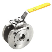 Wafer Type Ball Valve