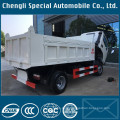 Dongfeng Brand 4X2 Rhd 2tons to 5tons Dump Truck