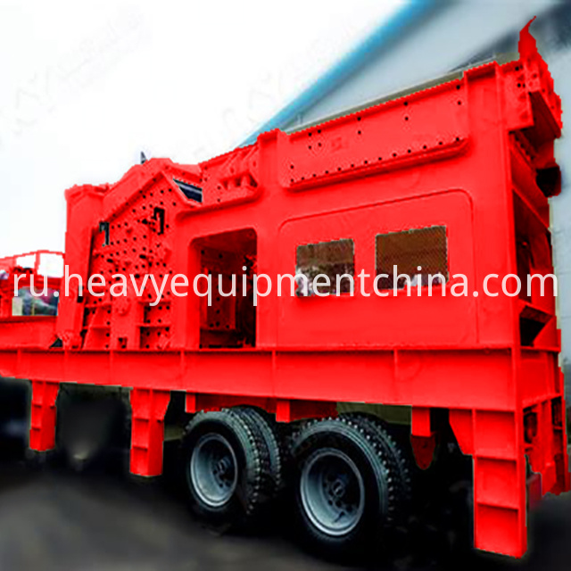Mobile Crushing Equipment