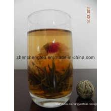 Цветущие чай цветочный (Hua Сиань Nv LAN)
