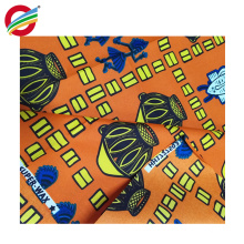 Tear-Resistant real african textile wax print fabric for sale