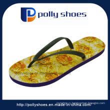 ПВХ верхней EVA Подошва оптом сандалии для девочек дешевые