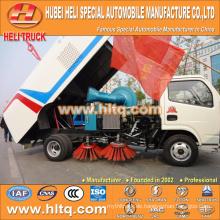 DONGFENG 4x2 HLQ5060TSLE Kehrmaschine LKW preiswerter Preis heißer Verkauf für Verkauf