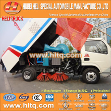 DONGFENG 4x2 HLQ5060TSLE sweeper truck cheap price hot sale for sale