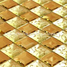 Diamond Glass Mirror Mosaic Tile (HD044)